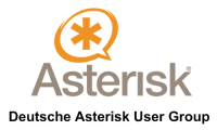 Deutsche Asterisk User Group Banner